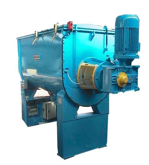 TRG 涡轮混合机