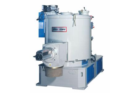 Container mixers | MASTERBATCH AND PIGMENTS - PLASMEC PLAS MEC